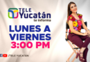 Libdem Ojeda conductora titular de TELE Yucatán informa