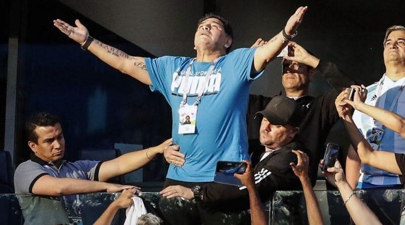 Muere Diego Armando Maradona, por paro cardiaco