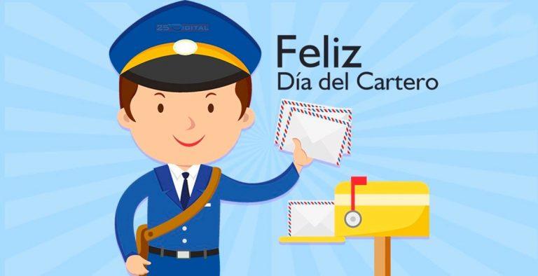 Día del Cartero  y Empleado Postal en México 12 de Noviembre